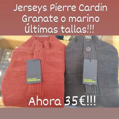Jerseys Pierre Cardin
