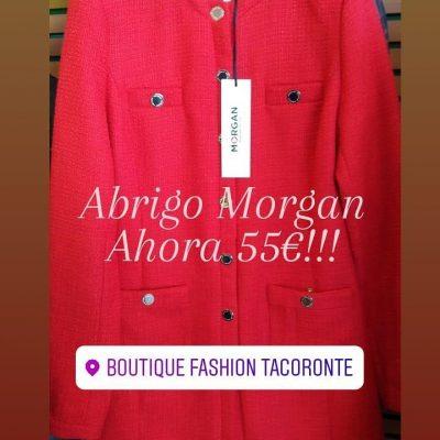 Abrigo Morgan