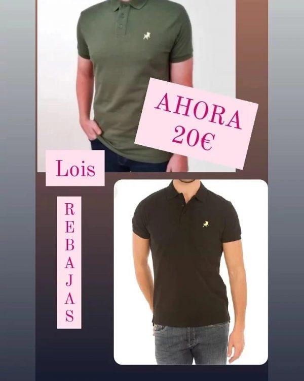 Lois camisetas