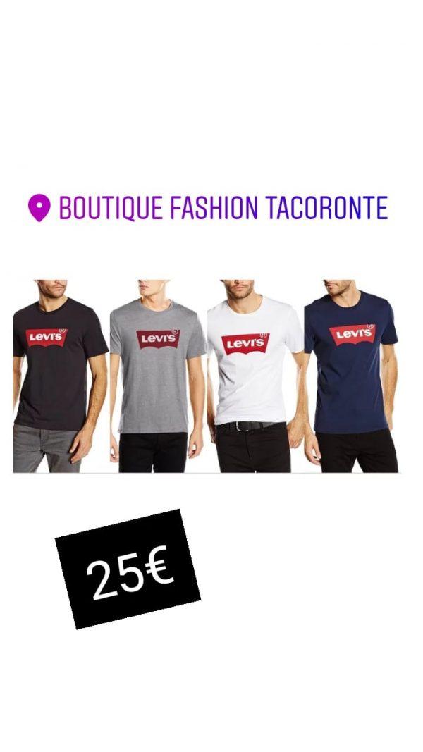 Camisetas Lev's